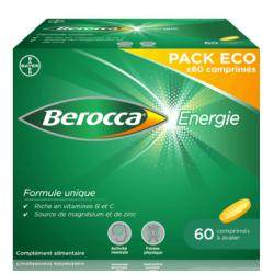 BEROCCA ENERGIE - 60 Comprimés