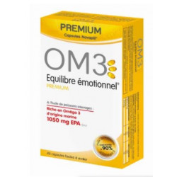 Om3 Equilibre Emotionnel 45 Capsules