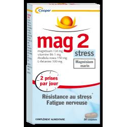 MAG 2 STRESS - 30 Comprimés