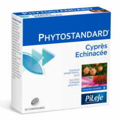 PHYTOSTANDARD Cypres Echinacee - 30 Comprimés