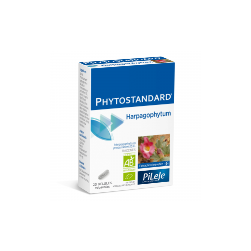 PHYTOSTANDARD Harpagophytum - 20 Gélules