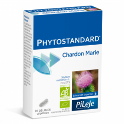 PHYTOSTANDARD Chardon Marie - 20 Gélules