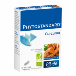 PHYTOSTANDARD Curcuma - 20 Gélules
