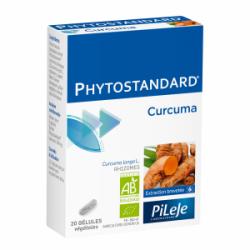 PHYTOSTANDARD Curcuma - 60 Gélules