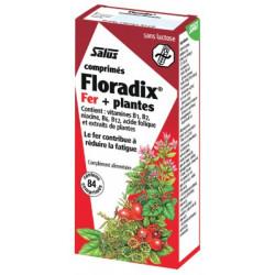 Floradix 84 comprimés