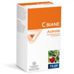 Pileje Cbiane Acérola 60 comprimés