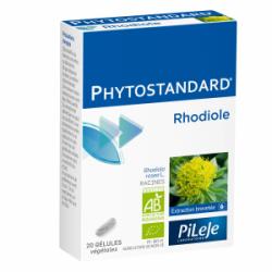 PHYTOSTANDARD Rhodiole - 20 Gélules