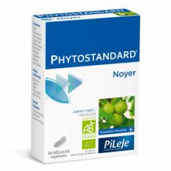 PHYTOSTANDARD Noyer - 20 Gélules