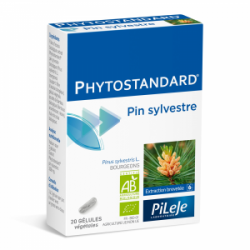 PHYTOSTANDARD Pin Sylvestre - 20 Gélules