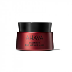AHAVA APPLE OF SODOM Masque De Nuit Anti-Ride 50ML
