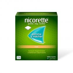 NICORETTE Fruits 2 mg - 30 Gommes