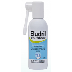 ELUDRIL COLLUTOIRE 40ml
