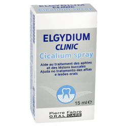 ELGYDIUM CLINIC Cicalium Spray 15ml
