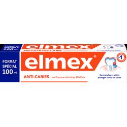 ELMEX ANTI-CARIES DENTIFRICE 100ml