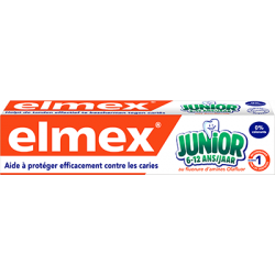 ELMEX JUNIOR DENTIFRICE Enfant 6-12ans 75ml