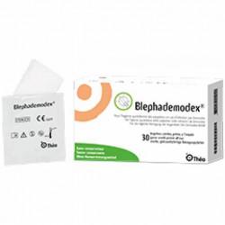 BLEPHADEMODEX LINGETTES NETTOYANTES STERILES - 30 Compresses