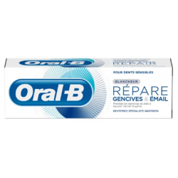 ORAL-B REPARE GENCIVES & EMAIL DENTIFRICE Blancheur 75ml