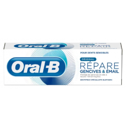 ORAL-B REPARE GENCIVES & EMAIL DENTIFRICE Original 75ml