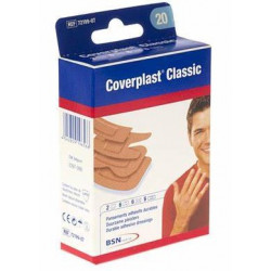 COVERPLAST Classic Assortiment - 20 Pansements