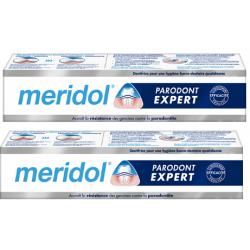 MERIDOL DENTIFRICE PARODONT EXPERT - Lot de 2x75ml
