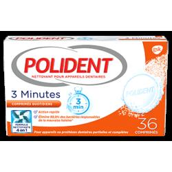 POLIDENT CPR NETT 3 MINUTE 66