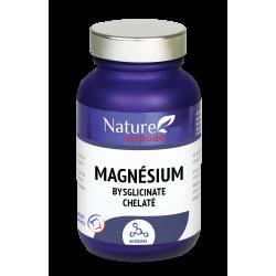 NATURE ATTITUDE Magnésium bisglycinate chélaté - 60 gélules