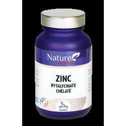 NATURE ATTITUDE Zinc Bysglycinate Chélate- 60 gélules