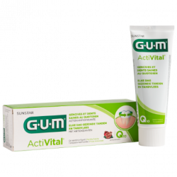 GUM DENTIFRICE ACTIVITAL 75ml