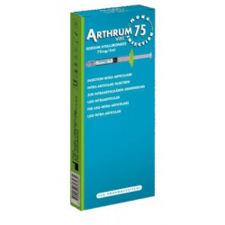 ARTHRUM VISC 75mg/3ml Mono Injection
