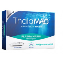 THALAMAG PLASMA MARIN - 20 Ampoules