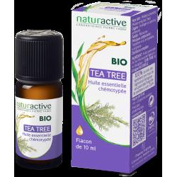 NATURACTIVE Huile Essentielle Tea Tree Bio - 10 ml