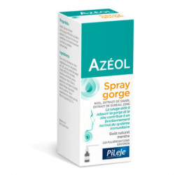 PILEJE AZEOL Spray Gorge - 15ml