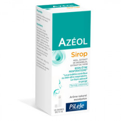 PILEJE AZEOL Sirop - 15 Doses de 5ml