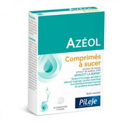 PILEJE AZEOL - 30 Comprimés à sucer