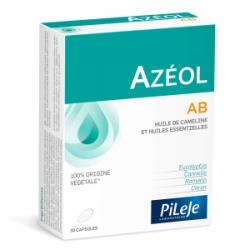 PILEJE AZEOL AB - 30 Capsules