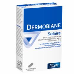 PILEJE DERMOBIANE Solaire - 30 Comprimés