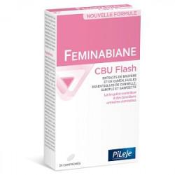 FEMINABIANE CBU FLASH - 20 Comprimés