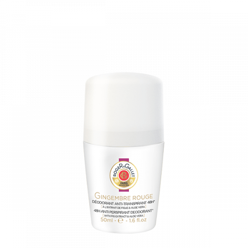 GINGEMBRE ROUGE Déodorant 50ML