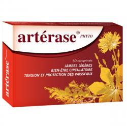 ARTERASE PHYTO - 50 Comprimés