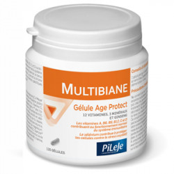 PILEJE MULTIBIANE Age Protect - 120 Gélules