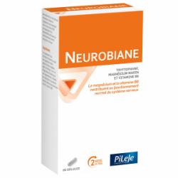 PILEJE NEUROBIANE - 60 Gélules