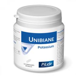 PILEJE UNIBIANE Potassium - 120 Comprimés