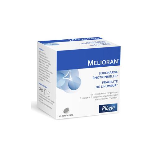 PILEJE MELIORAN Surcharge Emotionnelle - 90 Comprimés