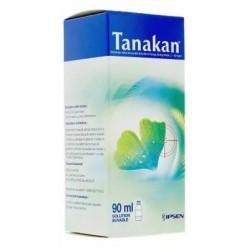 TANAKAN 40 mg/ml Solution Buvable - 90ml
