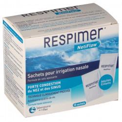 RESPIMER NETIFLOW - 30 Sachets