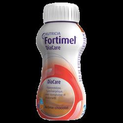 FORTIMEL DIACARE Fraise - 4 Bouteilles de 200mll
