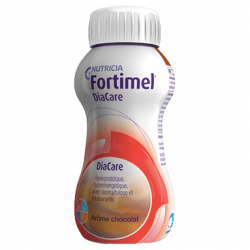 FORTIMEL DIACARE Vanille - 4 Bouteilles de 200ml