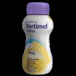 FORTIMEL ENERGY Banane - 4 Bouteilles de 200ml