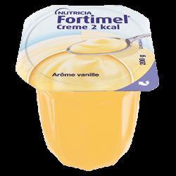 FORTIMEL CREME Vanille - 4 Pots de 200g