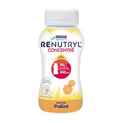 RENUTRYL CONCENTRE Vanille - 4 Bouteilles de 300ml